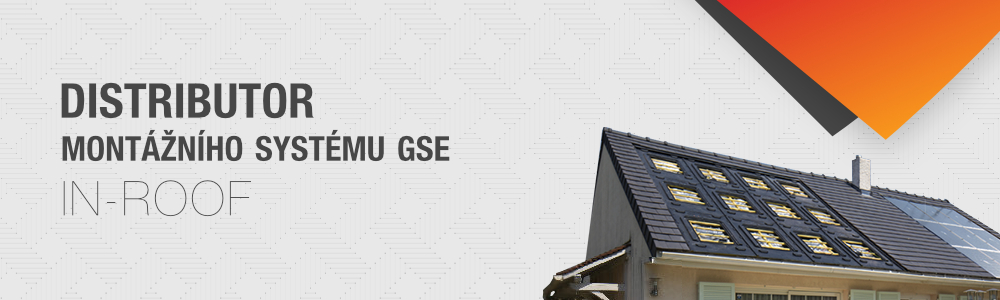 GSE integration IN-ROOF